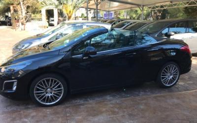 Rent a car Bennasar - PEUGEOT 308 CABRIO