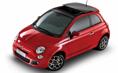 Rent a car Bennasar - Fiat 500, Peugeot 108