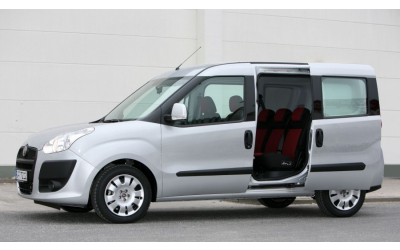 Rent a car Bennasar - R-Kangoo, Fiat Doblo, Opel Combo...