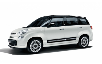 Rent a car Bennasar - Fiat 500 L