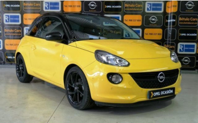 Rent a car Bennasar - Opel Adam, Fiat 500